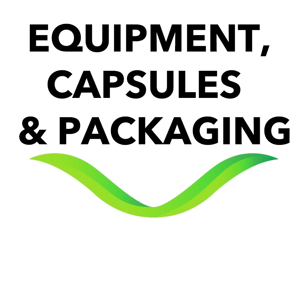 Equipment, Capsules & Packaging